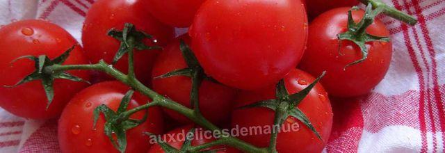 Recettes avec des tomates