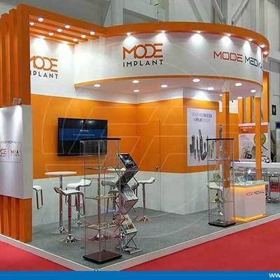 Stand Contractor in Turkey