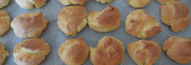 GOUGERES THERMOMIX