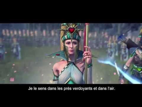 "ACTUALITE : #TotalWarWARHAMMERII - ""The Queen and the Crone"" annoncé"