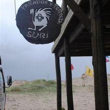 Uruguay: Porpuesta de turismo social de AMULP Parador y terraza del SurI