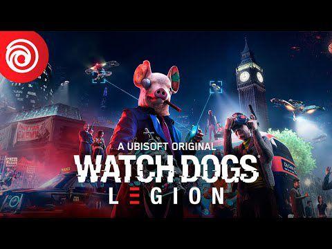 [ACTUALITE]  WATCH DOGS : LEGION - LA MISE À JOUR 5.5 EST DISPONIBLE