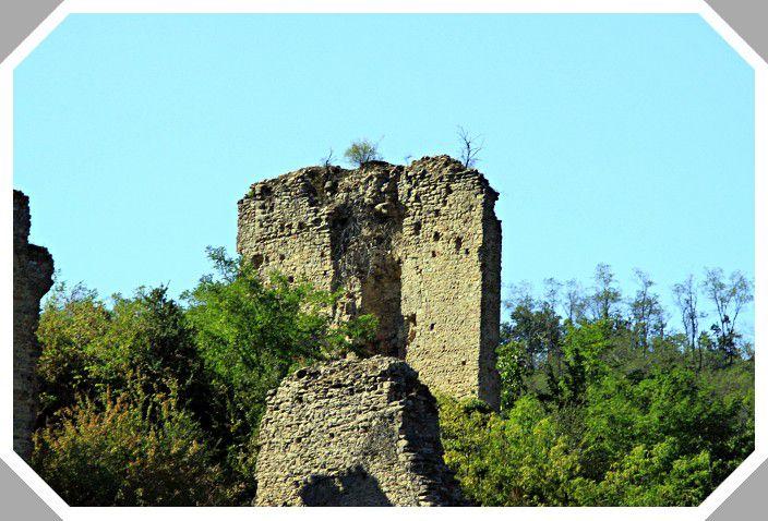 Diaporama château de Mantaille - Anneyron