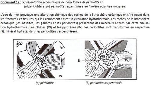 """TS_Sujet type IIa """"Le moteur de la subduction"""""""