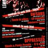 Lemovice Antifa Fest [6] : 23 et 24 avril : Oppressed, Nutties, La Canaille, etc...