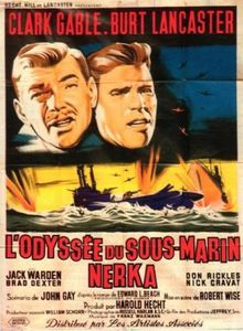 Ciné glouglou n°1 : L'odyssée du sous-marin Nerka