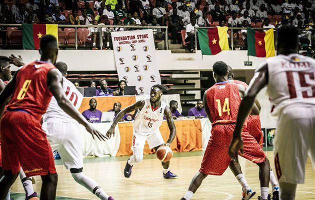 Qualification AfroBasket 2021 : le Cameroun surclasse la Guinée Équatoriale