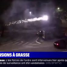GRASSE : PENDANT LA RÉFORME DES RETRAITES, LE TRAFIC DE DROGUE CONTINUE…