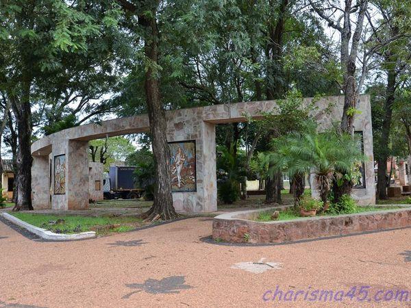 San Come y San Damian - Altos (Paraguay en camping-car)