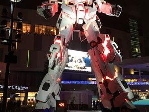 Tokyo Février 2018 #jour 6 - Odaiba