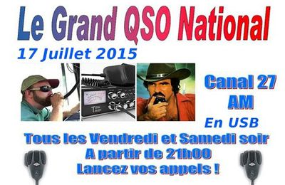 17-07-2015 QSO National du canal 27