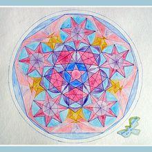 Million Star Mandala
