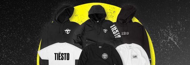 Want to win a ton of free merch, Tiësto ?