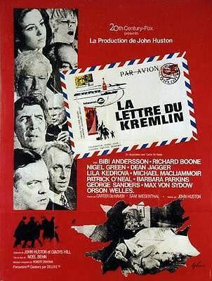 La Lettre du Kremlin de John Huston