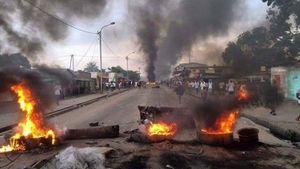 Heurts à Brazzaville