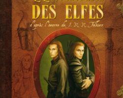 L'Encyclopédie des elfes d'après l'oeuvre de J.R.R. Tolkien d'Edouard Kloczko