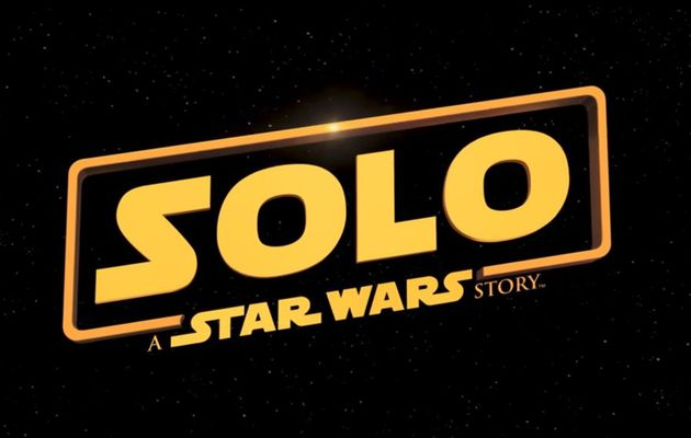 SOLO a Star Wars Story.