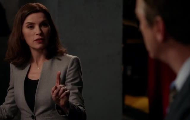 Critiques Séries : The Good Wife. Saison 6. Episode 11.