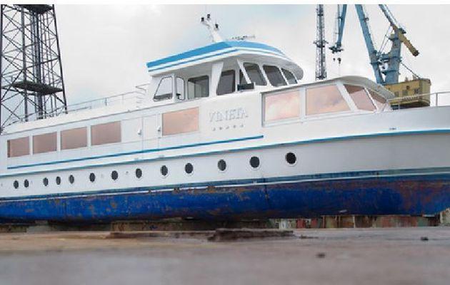 Vente aux enchères d'un ancien yacht d'Etat de l'ex-RDA