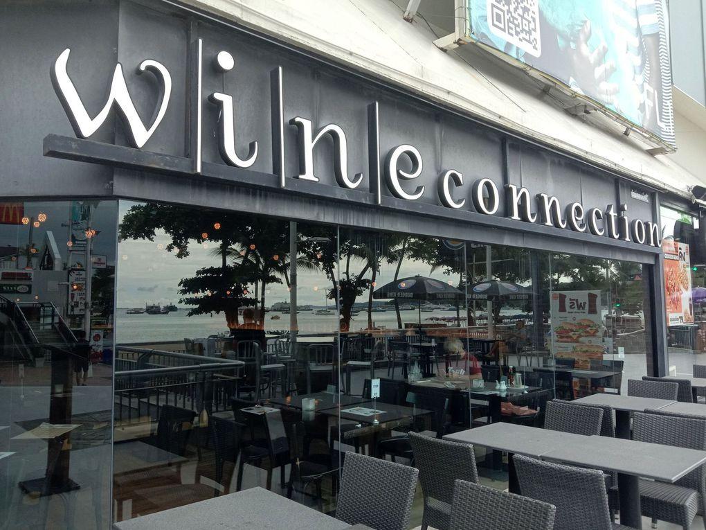 Wine Connection - Restaurant / Cave à vins à Pattaya