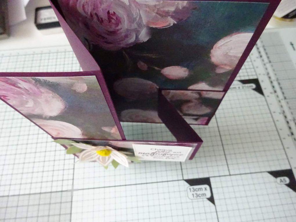 [Stampin'Up!®] Z Fold Card Essence Eternelle