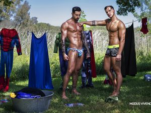 Modus Vivendi nouvelle collection - Camo-Marine