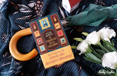 Le parapluie de la discorde, sympathique cosy crime de Sylvie Baron