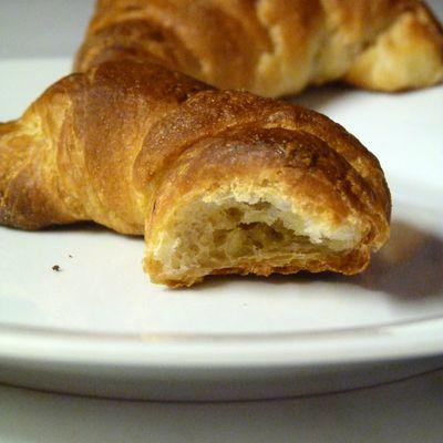 Croissants • Pâte Feuilletée Simplissime {Tuto inside}