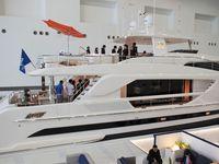 Taïwan Boat Show - l'Horizon FD85, le Pocket Megayacht