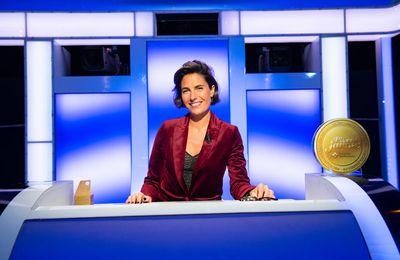 """Alessandra Sublet aux commandes d'une spéciale Pièces Jaunes du """"Grand concours des animateurs"""" ce soir sur TF1"""
