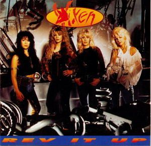 VIXEN: Rev It Up (1990) [Hard-Rock Mélodique]