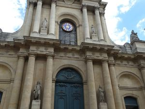 Paris - L'Eglise Saint Roch