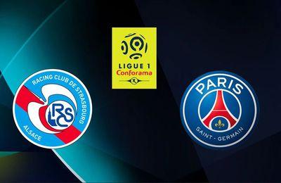 [Foot] RC Strasbourg Alsace / Paris SG  (Ligue 1) ce samedi sur Canal + (REPORTE) !