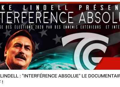 """#USA - MIKE #LINDELL : """"INTERFÉRENCE ABSOLUE"""" LE DOCUMENTAIRE EN VF !"""