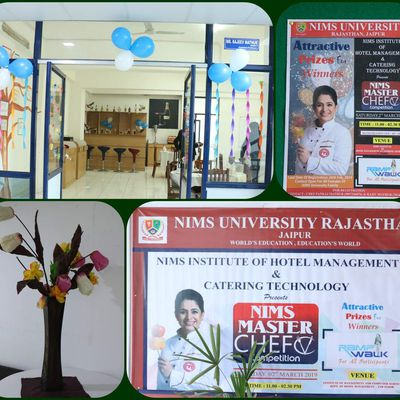 Nims Master Chef - Hotel Management and Catering Technology