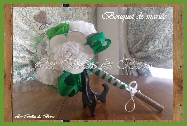 Bouquets d'Amour et de mariée - pièces uniques