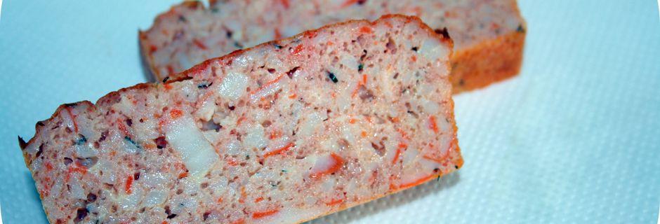 Pain de surimi