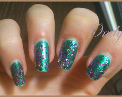Swatch vernis Models Own NP141 Boogie Nights