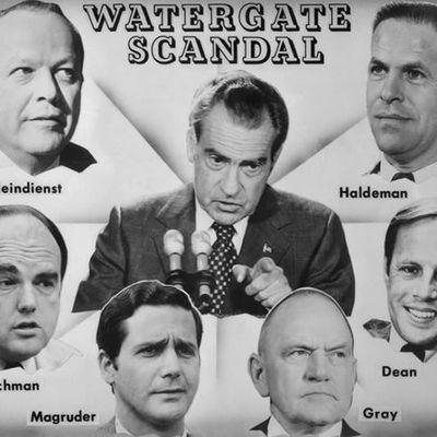 Scandale du Watergate