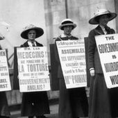 Were extreme suffragettes regarded as terrorists? - BBC News