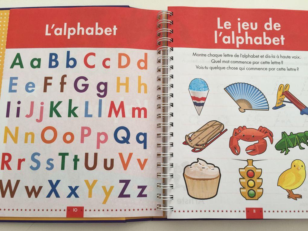 cahier exercice apprentissage maternelle,sur charlotteblablablog