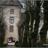 Le Chateau de Ferrières sur Sichon - L'Auvergne Vue par Papou Poustache
