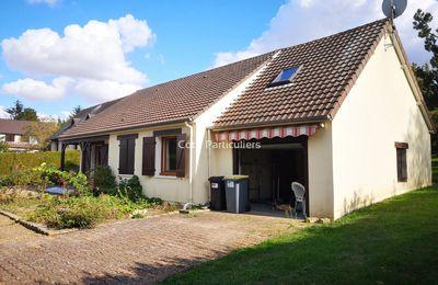 Maison de plain pied à Arnières Sur Iton