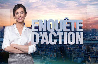 """""""Policiers de Lyon : routes et autoroutes sous haute surveillance"""" dans """"Enquête d'action"""" ce soir sur W9"""