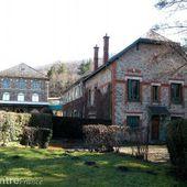 La ganterie de Saint Martin de Valmeroux dans le Cantal - L'Auvergne Vue par Papou Poustache