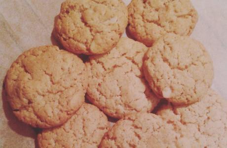 Cookies croustifondants vegan