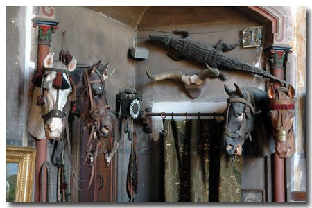 """<p><strong>Atelier de Rosa Bonheur - Thomery, Seine-et-Marne<br /><em><a href=""""http://www.maitrepo.com/article-1017053.html"""" target=""""_blank"""">-> Lire l'article associé</a><br /></em></strong></p>"""