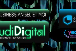 """"""" Mon business Angel et moi """", prochain Jeudi Digital de Grand Est Numérique"""