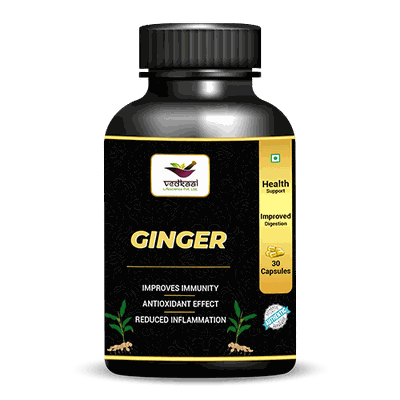 Vedkaal Ginger Extracts – All About Vitamins