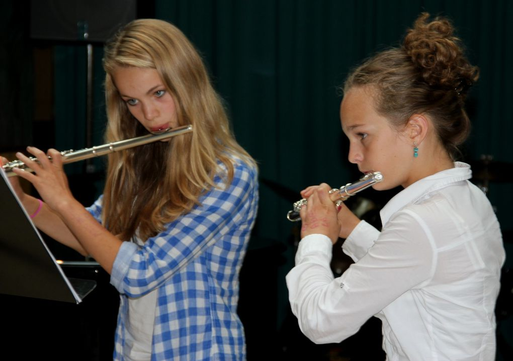 Album - Schülerkonzert SMSV Juli 2012